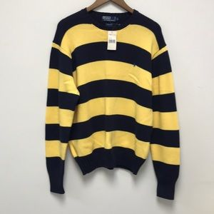 Polo Ralph Lauren Knitted Sweater Size L NWT!!